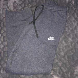 Gray Nike Men's Joggers
